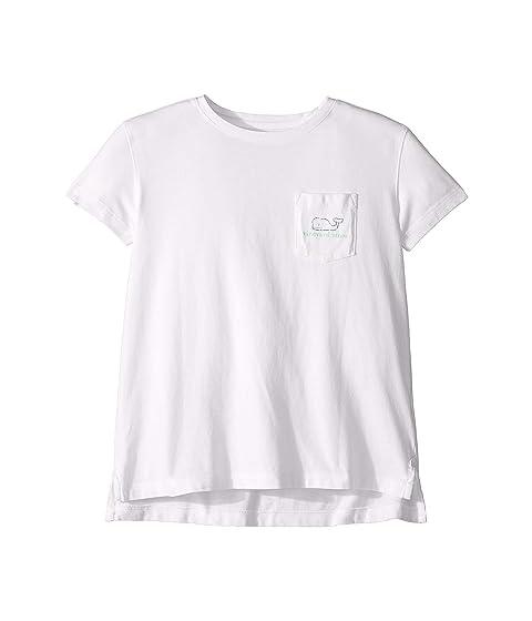 b04797e3 Vineyard Vines Kids Short Sleeve Vintage Whale Pocket T-Shirt ...