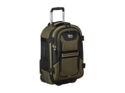 Travelpro BOLD by Travelpro 22 Expandable Rollaboard(R) (Olive/Black) Luggage