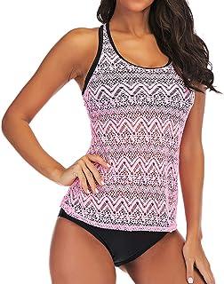 ce6fe89fd499 Amazon.es: bañadores - Camisetas, tops y blusas / Mujer: Ropa