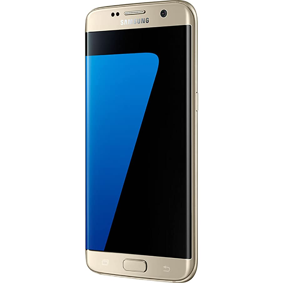 Samsung Galaxy S7 Edge Factory Unlocked Phone 32 GB International Version (Platinum Gold)