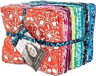 Calypso Batiks 34 Fat Quarter Bundle by Kate Spain for Moda Fabrics