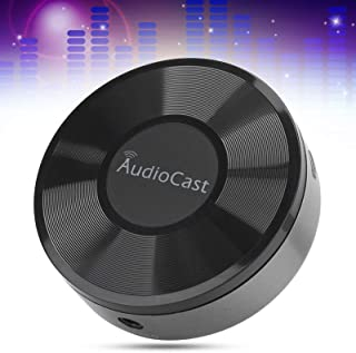 Receptor Muisc, Receptor multifunción WiFi Muisc, para Audio de Auriculares de 3,5 mm para iOS, para Android Audiocast App Home Sharing Networks