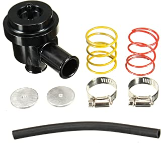 Viviance Recirculating Desviador Blow Off Válvula De Descarga para VW Golf Bora Passat GTI 20V 1.8 T