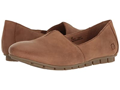 Born Sebra (Biscotto Full Grain Leather) Women