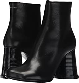 Hollow Cup Heel Boot