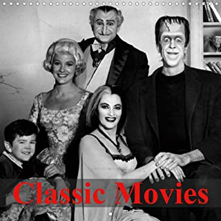 Classic Movies 2020: Great old cult movies (Calvendo Art)