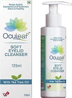 Oculeaf Soft Eyelid Cleanser 125ml