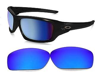 Galaxy lenses For Oakley Valve Polarized Blue 100% UVAB