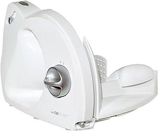 Clatronic AS 2958 Affettatrice, 230 V, 50 Hz, 180 W, Bianco