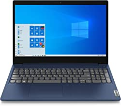 "Lenovo IdeaPad 3 15.6"" HD High Performance Laptop, Intel Core i5-1035G1 Quad-Core Processor, 8GB Memory, 256GB SSD, HDMI, ..."