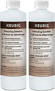 Keurig Descaling Solution Brewer Cleaner, Includes 28 oz. Descaling Solution, Compatible with Keurig Classic/1.0 & 2.0 K-C...