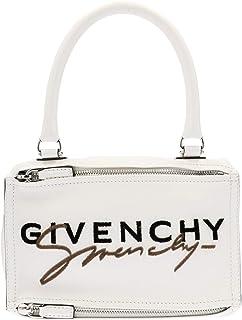 Givenchy Women's BB500AB0LZ100 White Leather Handbag