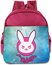 MEGGE Overwatch Rabbit New Design Zipper Bag RoyalBlue