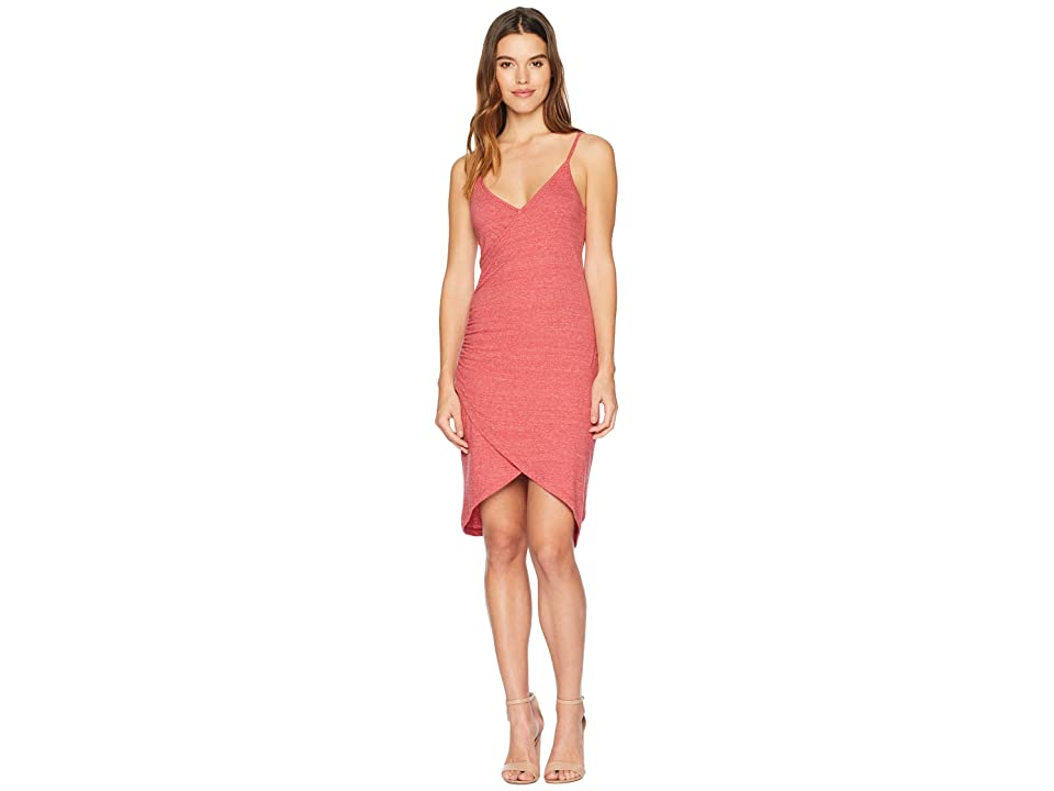 Roxy Bali Bowl Dress (Cardinal) Women