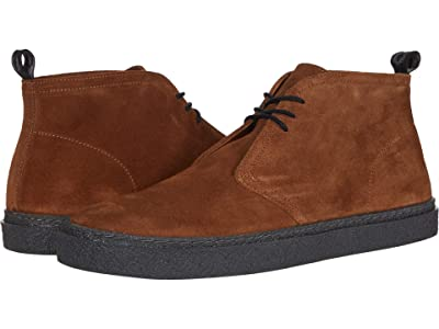 Fred Perry Hawley Suede (Ginger) Men