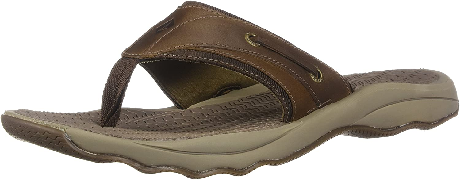 Sperry Men's Outer Super special price New product Thong Banks Sandals