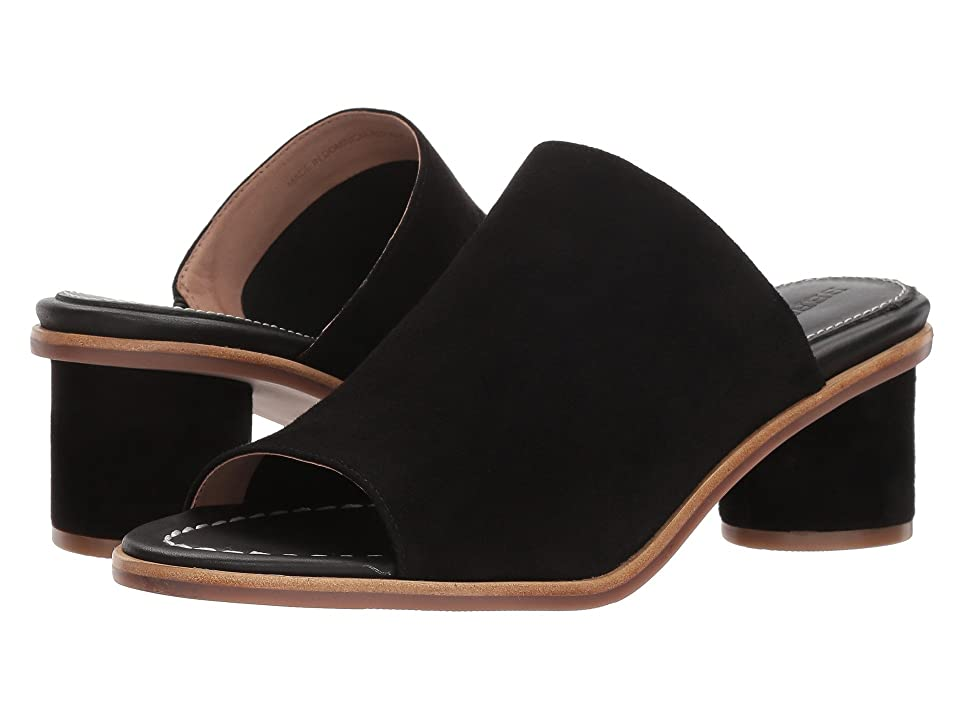 Bernardo Laurel (Black Kid Suede) Women