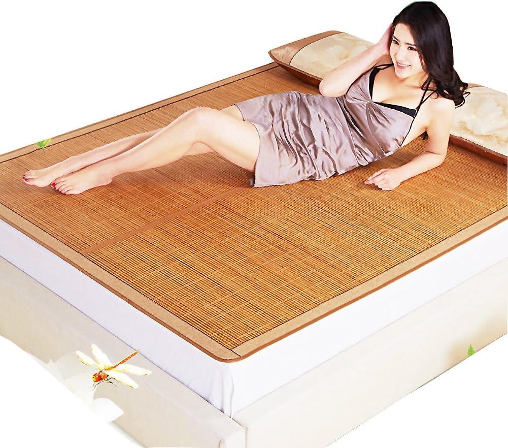 Summer Sleeping mat セールSALE%OFF 3-Piece 期間限定特価品 Fo Bamboo Double-Sided King