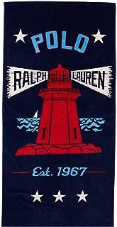 Polo Ralph Lauren Lighthouse Beach Towel
