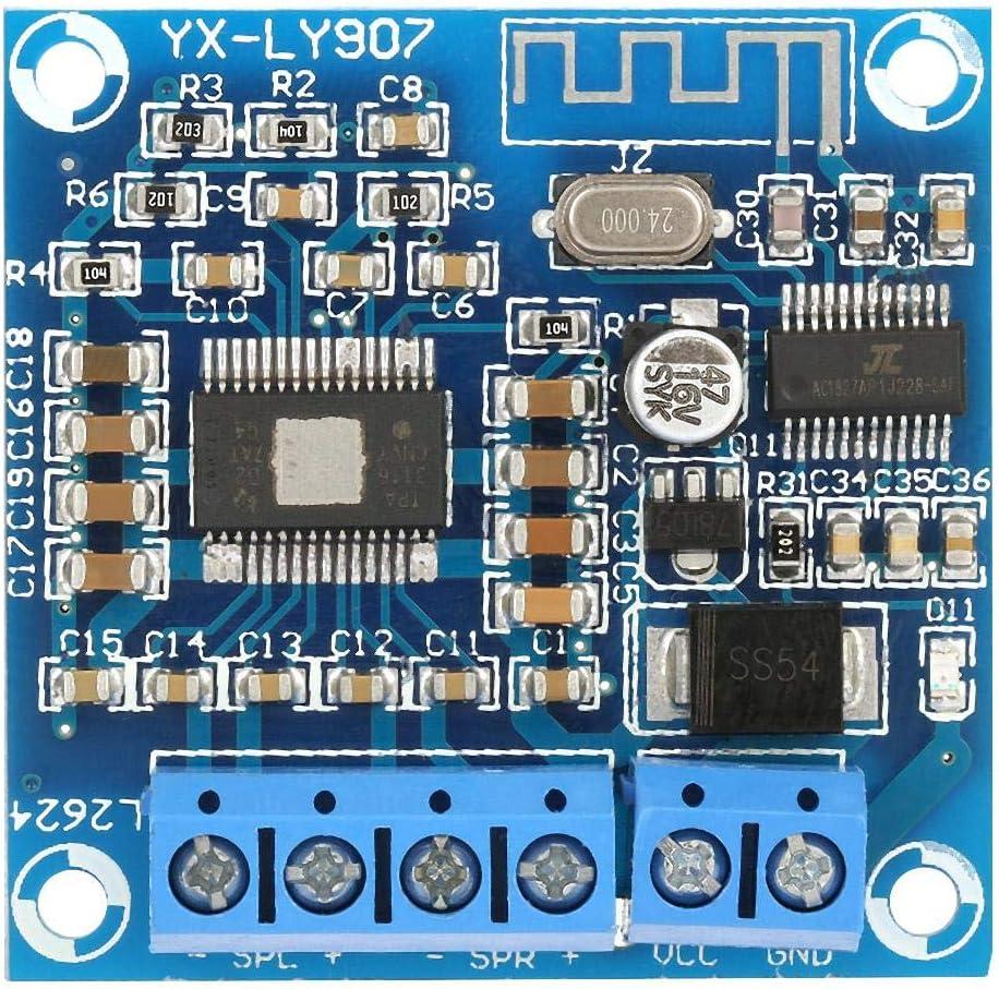 Riuty Ranking TOP17 Bluetooth Power Amplifier Am Module Audio Max 83% OFF