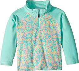 Glacial™ Fleece Print Half Zip (Toddler)
