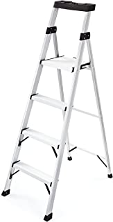 Rubbermaid RMA-5XS 5.5 Ft. Aluminum Project Top Step Ladder