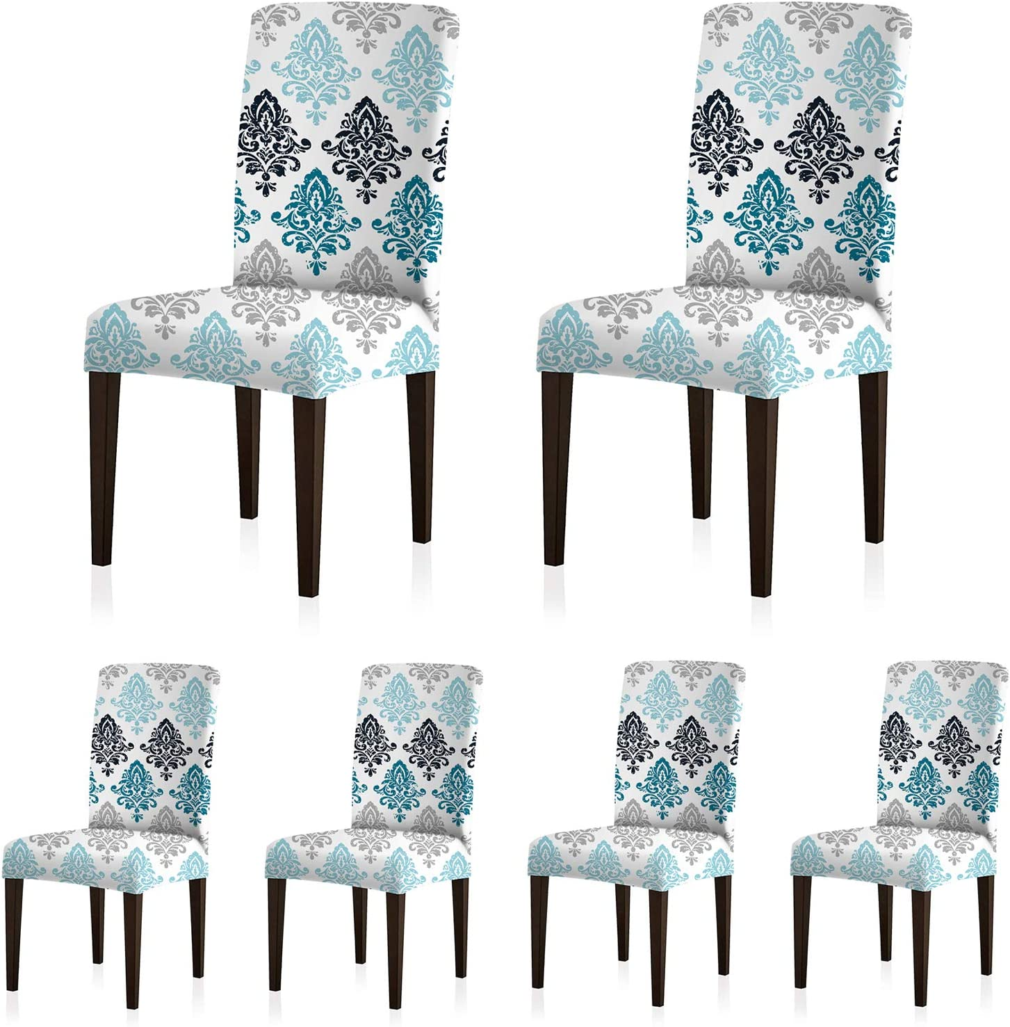 ColorBird European Style Special Campaign Spandex Removable Max 81% OFF Chair Univ Slipcovers
