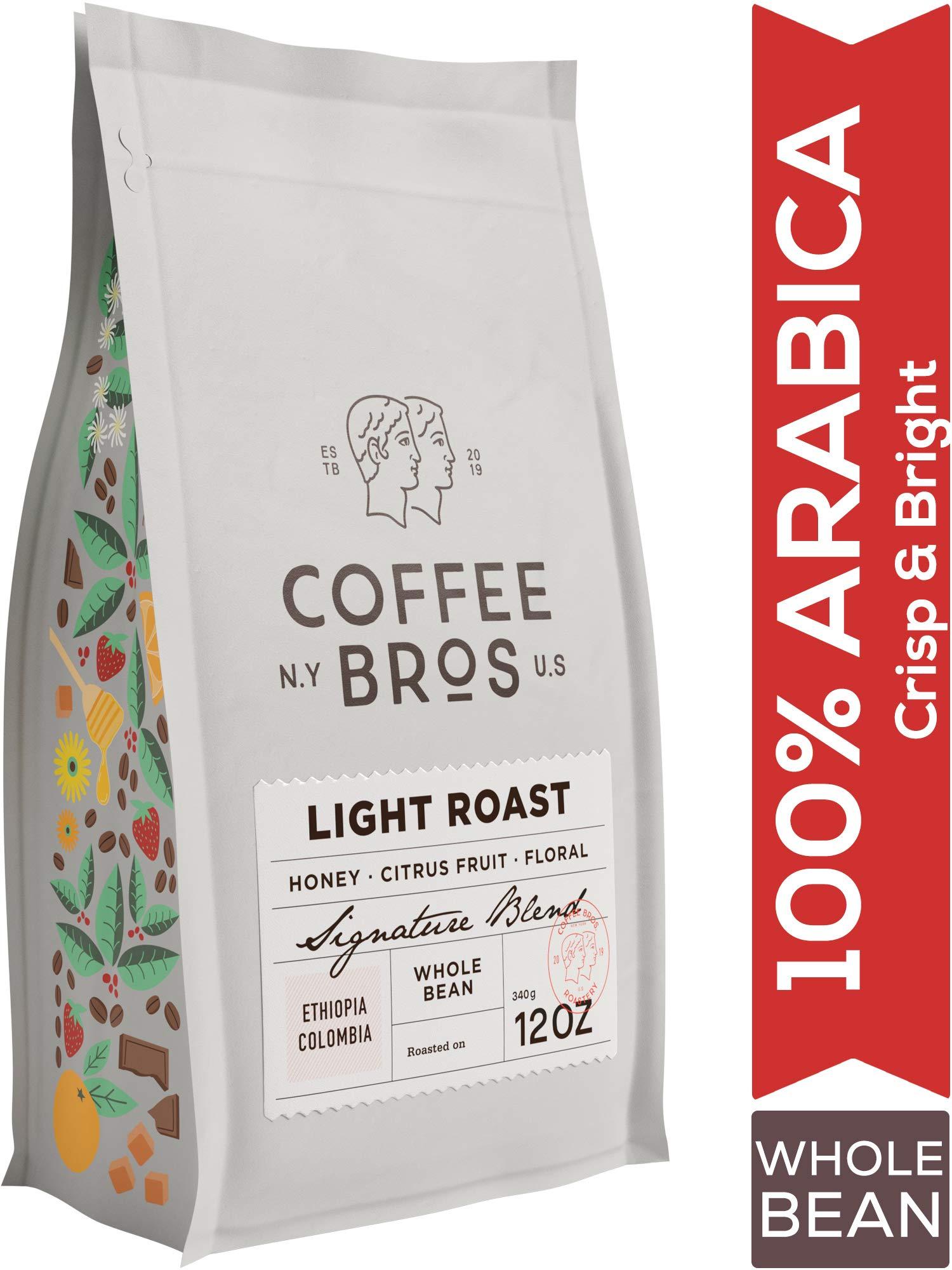 Coffee Bros. Light Roast Coffee Beans