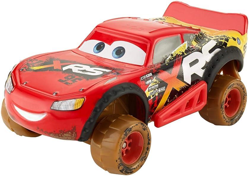 Disney/Pixar Cars XRS Mud Racing Lightning McQueen