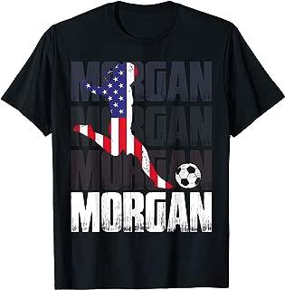 Morgan Soccer Womens Celebration Gift T-Shirt