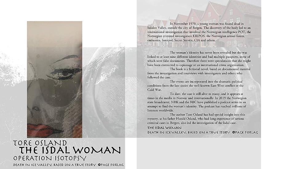 ベルト付き添い人パンフレットThe Isdal Woman: Death in Ice Valley (English Edition)