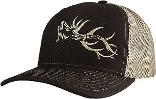 8362b811c3b2d Horn Gear Trucker Hat - Hunters Series Caps - Elk Edition Hats - High Air-