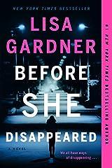 Before She Disappeared: A Novel (A Frankie Elkin Novel Book 1) Kindle Edition