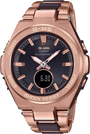 [カシオ]CASIO 腕時計 BABY-G ベビージー G-MS 電波ソーラー MSG-W200CG-5AJF レディース