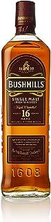 Bushmills Bushmills Malt 16Y Irish Whiskey 40%,Whiskey Irland 16 Jahre Whisky 1 x 0.7 l