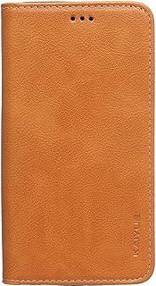 جراب جلد محفظة قابل للطى لهاتف هواوي نوفا 7 اي من كايو - هافان