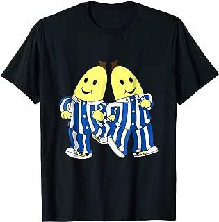Bananas in Pajamas B1 and B2 Cute T-Shirt Banana Lovers