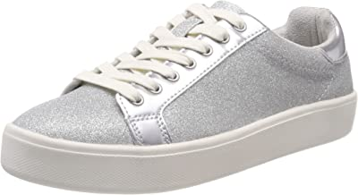 Damen Tamaris Mimosa Sneaker Silber