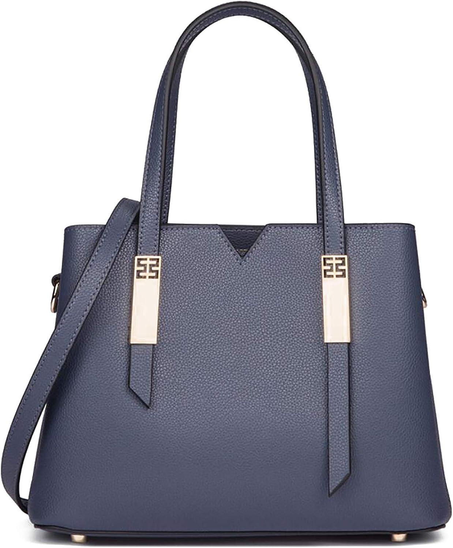 Ladies Leather Large Clutch Messenger Bag Wallet Handbag