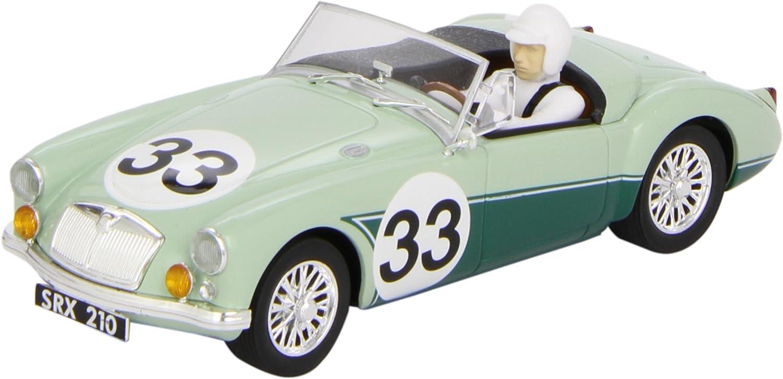 MG A Lund  33 SCX Grün biFarbe Farbe