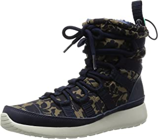 08e8f0aab2a28b NIKE - W Roshe One HI Lib QS - 821776400 - Color  Navy Blue-