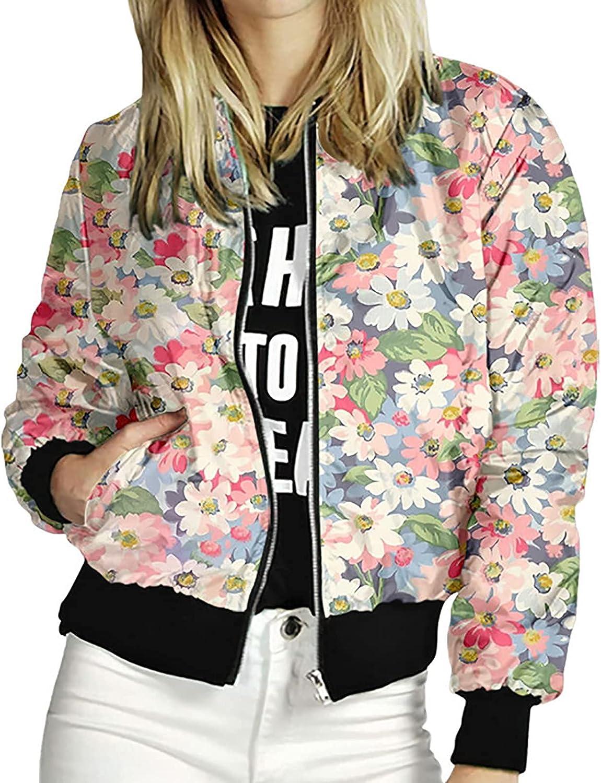 Jackets for Women Trendy Baseball Warm Uniform Super intense SALE Win Zipper Manufacturer regenerated product Jacket