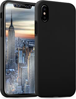 iPhone X 轨道 哑光黑色
