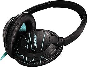 Bose SoundTrue Headphones Around-Ear Style, Black/Mint