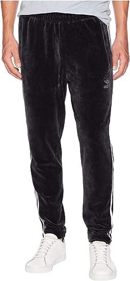Velour BB Track Pants
