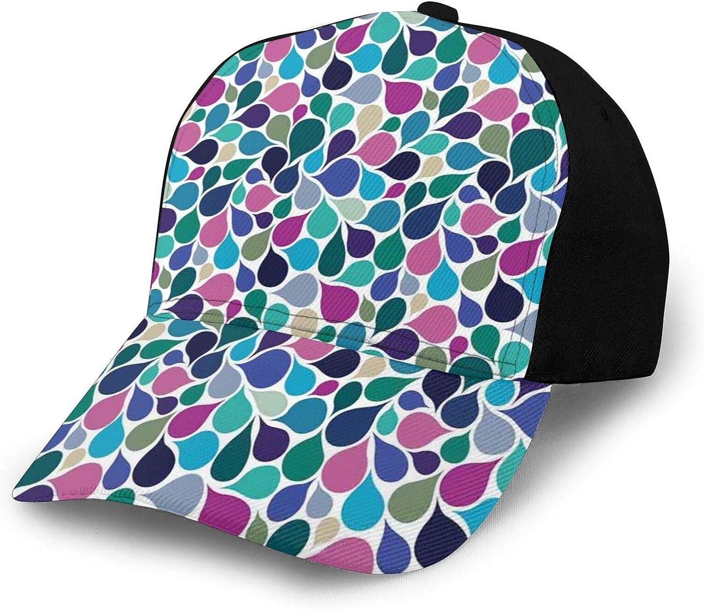 Baseball Cap Dad Hat Adjustable Polo Trucker Unisex Style Headwear