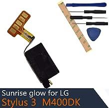 Stylo 3 Headphone Port Flex Cable Replacement for LG Stylus 3 K10 Pro LS777 M400DK