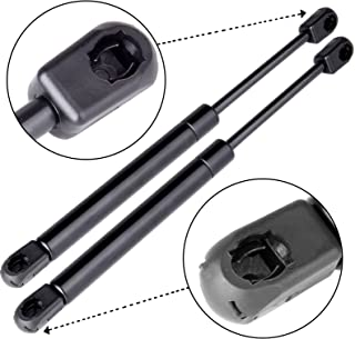 ECCPP Lift Supports Front Hood Gas Springs Shocks 4048 Struts for 1999-2004 Jeep Grand Cherokee Set of 2