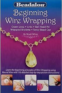 Beadalon Books-Beginning Wire Wrapping