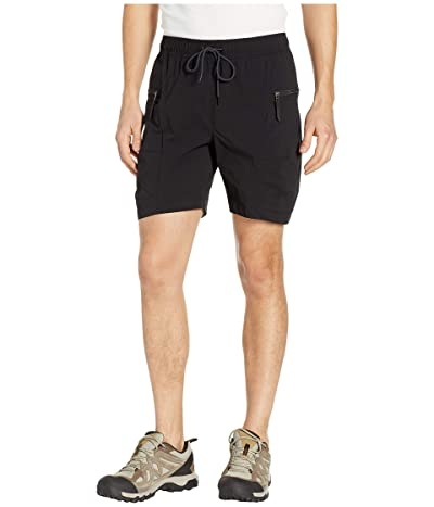 The North Face Temescal Cargo Shorts (TNF Black) Men